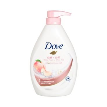 DOVE - White Peach Body Wash - 750G