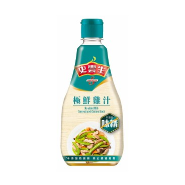 SWANSON - No Added Msg Concentrated Chicken Stock - 504G