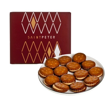 SAINT PETER - Nougat Cracker coffee - 30'S