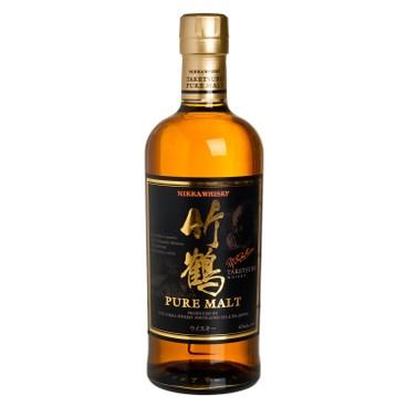 NIKKA WHISKY - 竹鶴威士忌 - 700ML