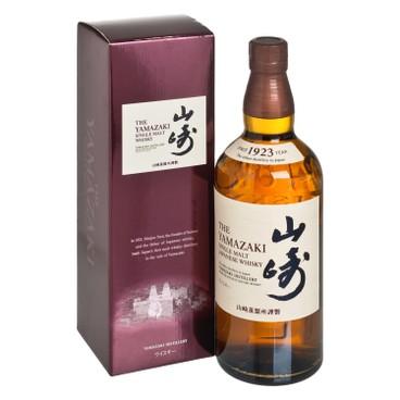 SUNTORY - Yamazaki Single Malt Whisky - 700ML