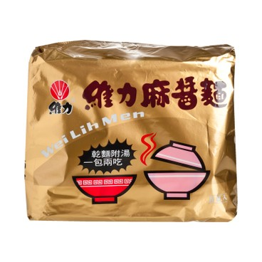 維力 - 麻醬麵 - 85GX5
