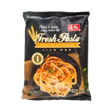 SAU TAO - Fresh Pasta Minced Pork With Xo Sauce - 225G
