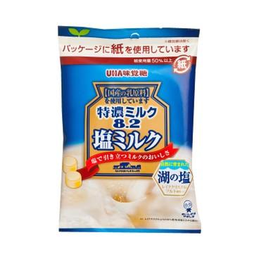 UHA - 特濃牛乳糖8.2-鹽味 - 75G