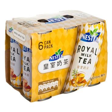 NESTEA 雀巢茶品 - 皇室奶茶 - 210MLX6