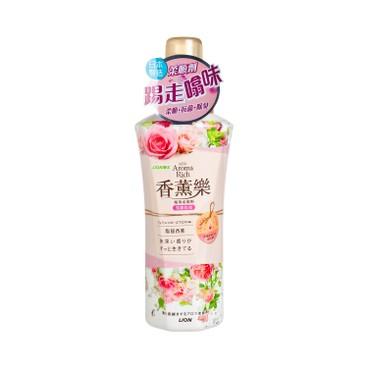 香薰樂 - 精華柔順劑-雪影紅玫 - 520ML