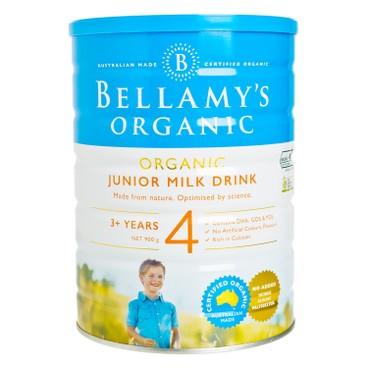 貝拉米 - 有機兒童配方奶粉4號 - 900G