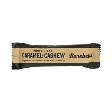 BAREBELLS - PROTEIN BAR-CARAMEL CASHEW - 55G