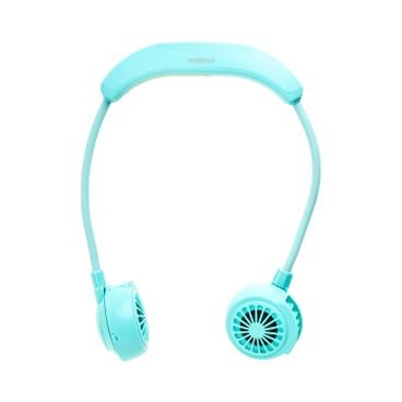 MAFAZON - N-FAN掛頸風扇 - 藍色 - PC
