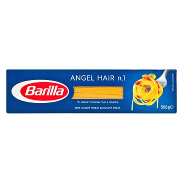 BARILLA - Angel Hair 1 - 500G