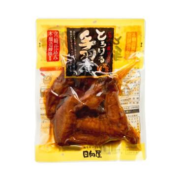 HYUGAYA - Soy Sauce Flavoring Chicken Wing - 200G