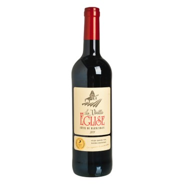 CAVE DU MARMANDAIS - La Vielle Eglise Rouge - 750ML