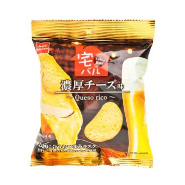 童星 - 酥脆餅 - 宅BAR濃厚芝士味 - 28G