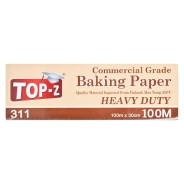TOP-Z - BAKING PAPER 12'' - 100M