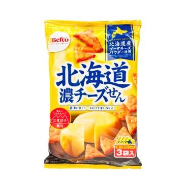 栗山 - 北海道濃郁芝士米餅 - 54G
