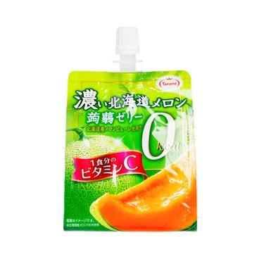 多良見 - 蒟蒻啫喱-濃味北海道蜜瓜(0卡路里) - 150G