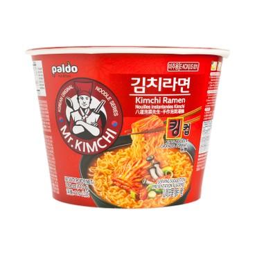 PALDO - King Cup mr Kimchi Ramen - 110G