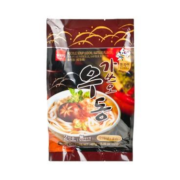 WANG - 鰹魚烏冬 (兩包裝) - 427G