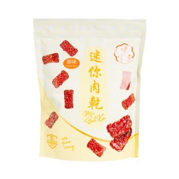 味全香 - 新加坡迷你豬肉乾-原味 - 188G