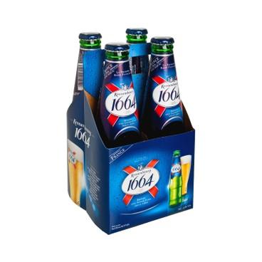 1664 - Lager拉格啤酒 (細樽裝) - 330MLX4