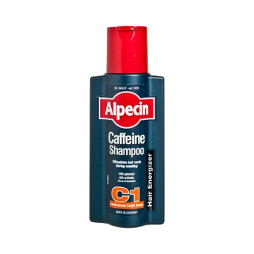 ALPECIN(PARALLEL IMPORT) - Caffeine Shampoo - 250ML