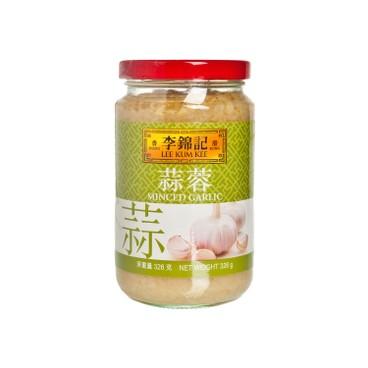 LEE KUM KEE - Minced Garlic - 326G