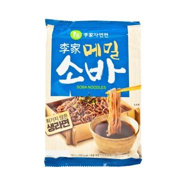 韓國李家麵 - 蕎麥冷麵 - 135.5G