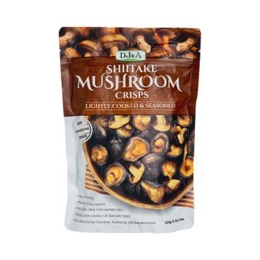 DJ & A - Mushroom Chips - 150G