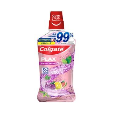 COLGATE - Plax Mouthwash fruity Frsh - 1L