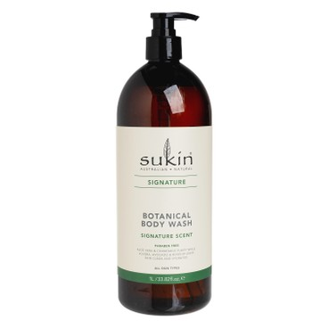SUKIN - Botanial Body Wash - 1L