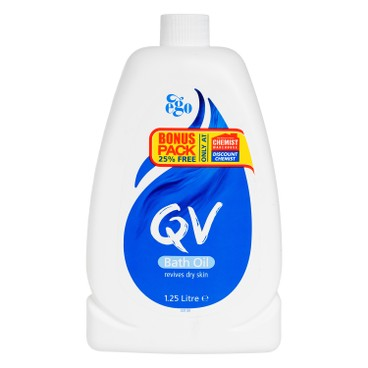 EGO QV - Bath Oil - 1.25L