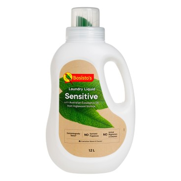 BOSISTO'S - Sensitive Laundry Liquid - 1.2L
