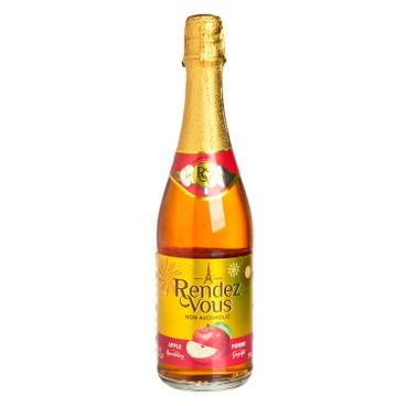 RENDEZ VOUS - 無酒精香檳-蘋果 - 750ML