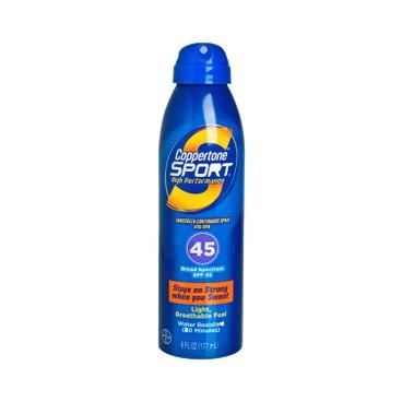 COPPERTONE - Coppert Sport Spray Spf 50 - 177ML