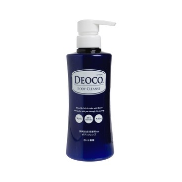 MENTHOLATUM - Deoco Medicine Body Wash - 350ML