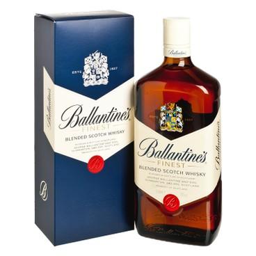 BALLANTINE'S - FINEST WHISKY - 1000ML