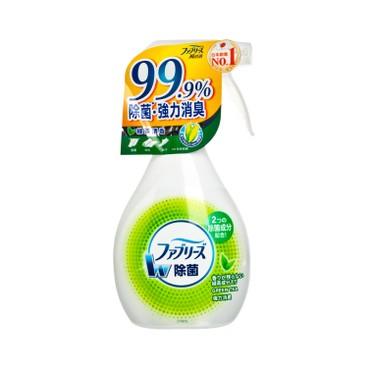風倍清 - 織物除菌消臭噴霧 (綠茶清香) - 370ML