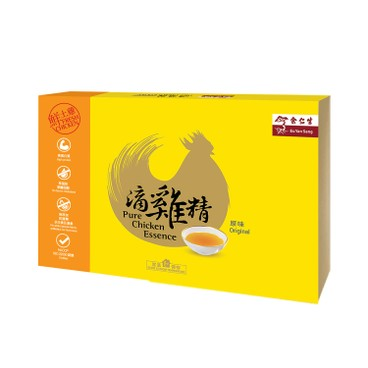 EU YAN SANG - Pure Chicken Essence - 60MLX10'S