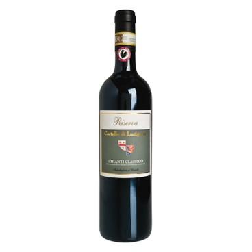 CASTELLO DI LUCIGNANO - 紅酒- CHIANTI CLASSICO DOCG RISERVA DPCG - 750ML