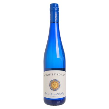 SCHMITT SOHNE - Riesling Schmitt Sohne Schmitt Sohne Riesling Spatlese White - 750ML