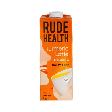 RUDE HEALTH (PARALLEL IMPORT) - Organic Turmeric Latte - 1L