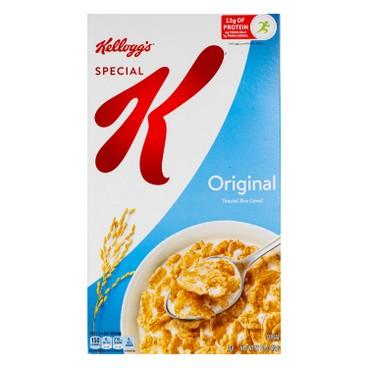 家樂氏 SPECIAL K (平行進口) - 香脆麥米片 - 340G