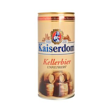 凱撒 - 窖藏啤酒 - 1L