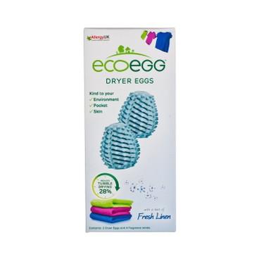 ECOEGG - 環保烘乾機專用柔衣蛋-柔軟舒棉味 - PC