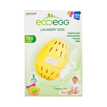 ECOEGG - Laundry Egg Fragrance Free 720 Washes - PC