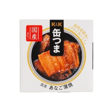 K&K - Kabayaki Eel - 80G