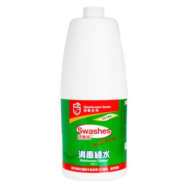 SWASHES - Disinfectant Cleaner - 1.8L