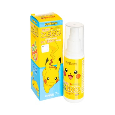 POKEMON - Bugs Zero Spray - 50ML