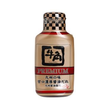 FOOD LABEL - 牛角燒肉醬油-九州甘口濃厚汁 - 195G