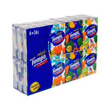 TEMPO - Petit Pocket Hanky mini - 24'S